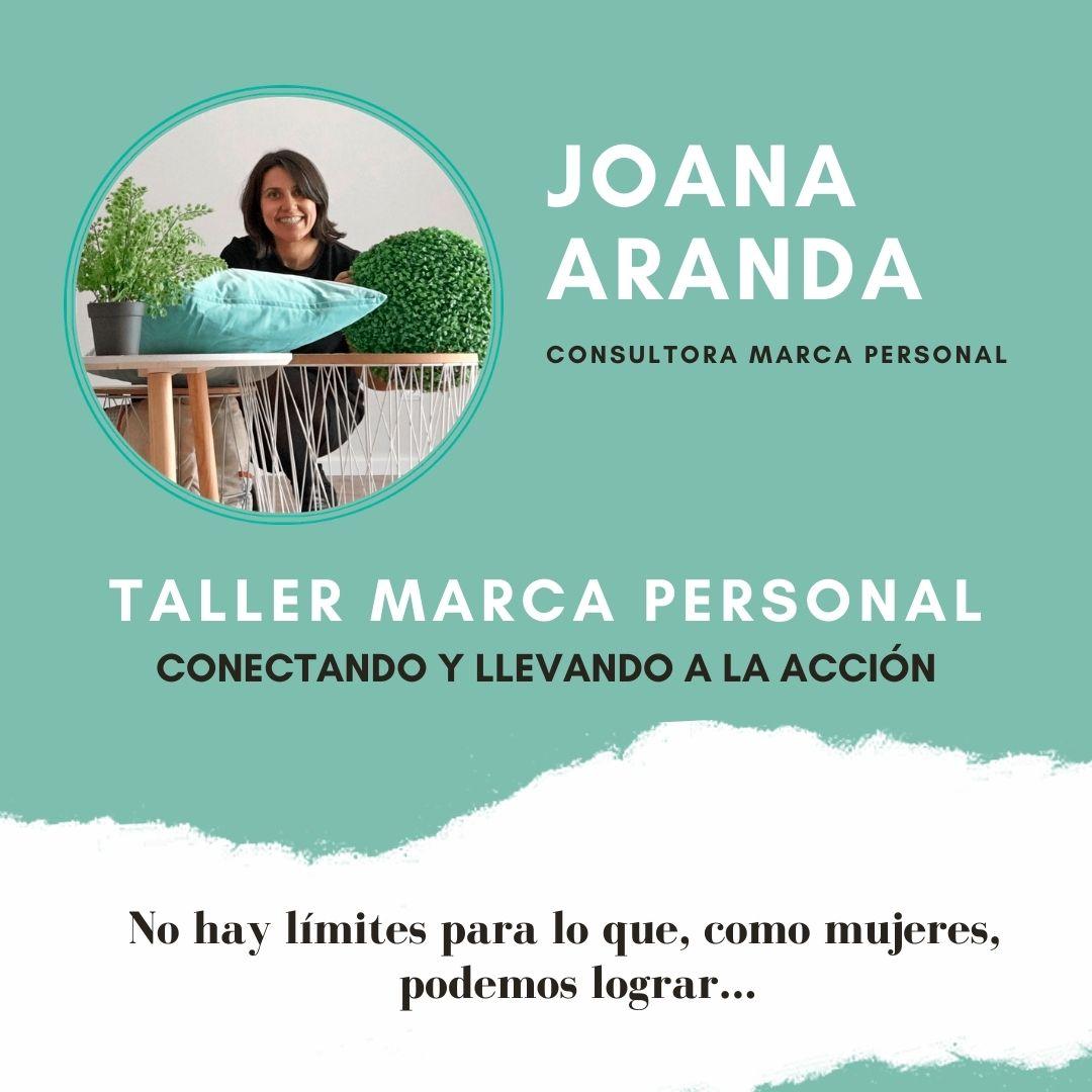 MARCA PERSONAL JOANA ARANDA