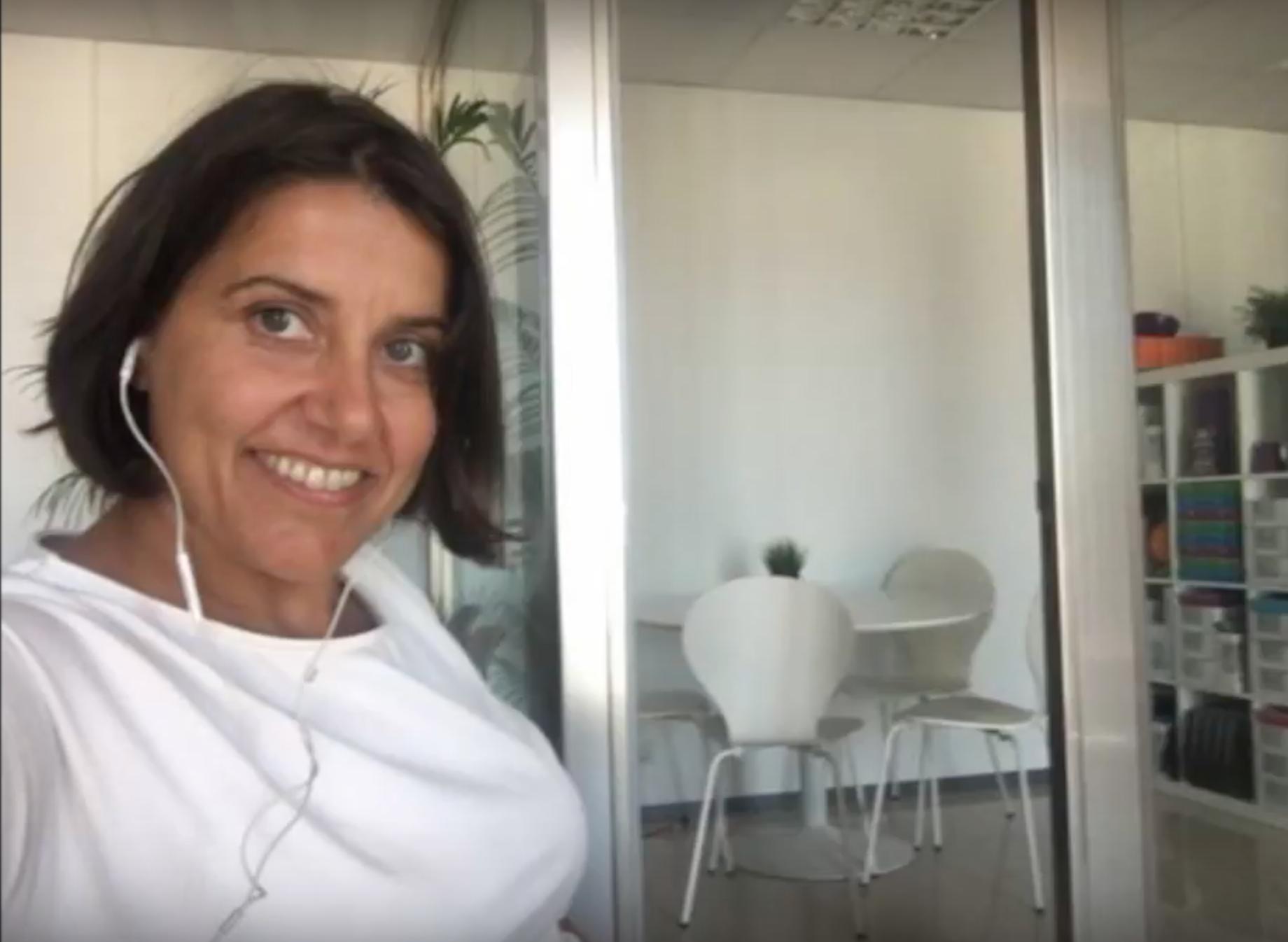 Entrevista a Joana Aranda en Radio Euskadi