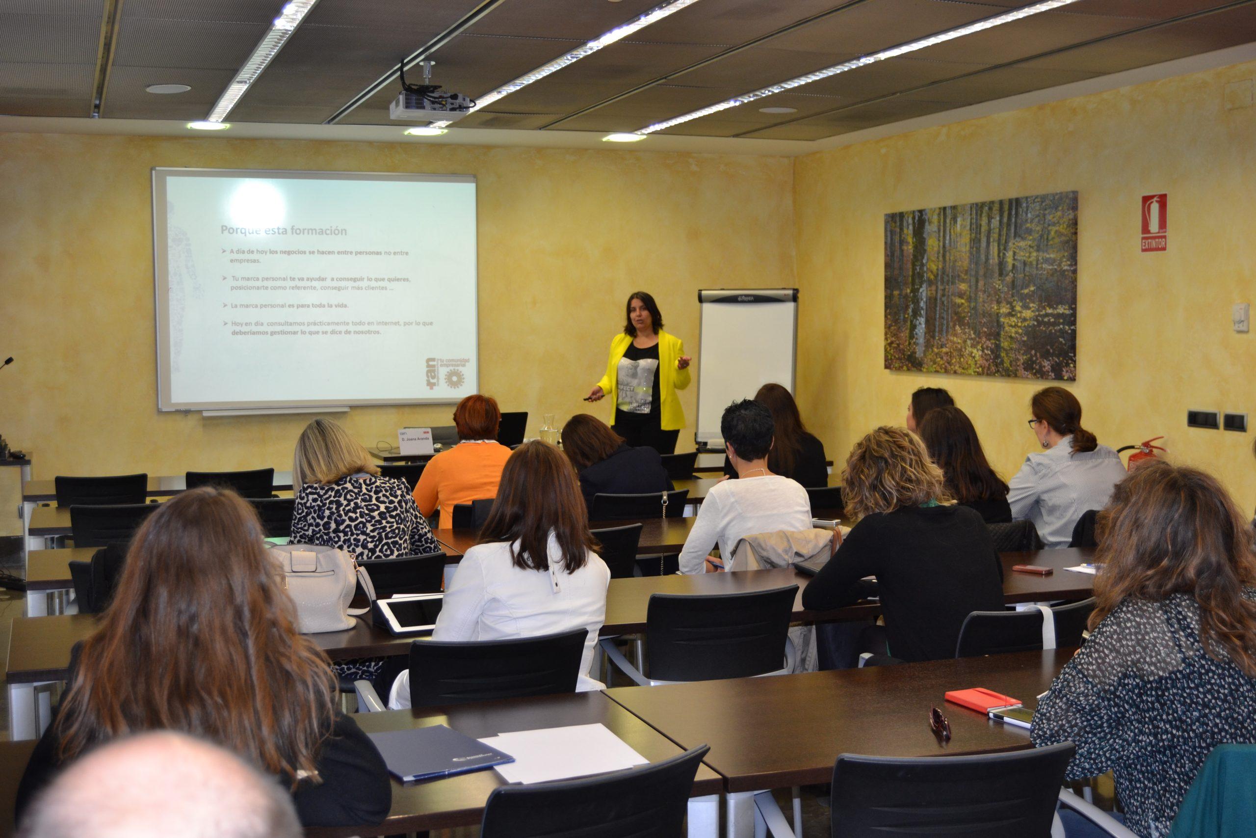 Consultora marca personal Joana Aranda